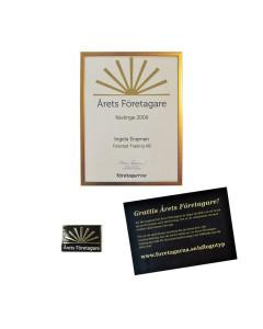 Årets Företagar-diplom, Regionalt