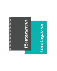 Spiralblock A5  med Företagarna logo 10 pack