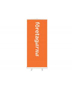 Roll-up Företagarna Orange