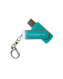 USB-Minne Twister 4GB