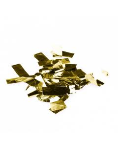 Konfetti guld