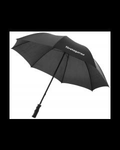 Paraply, svart